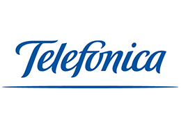 telefonica client logo